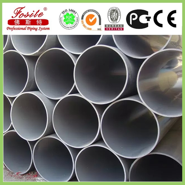 Top high quality pvc pipes