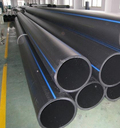 Black SDR 17 HDPE pipe prices