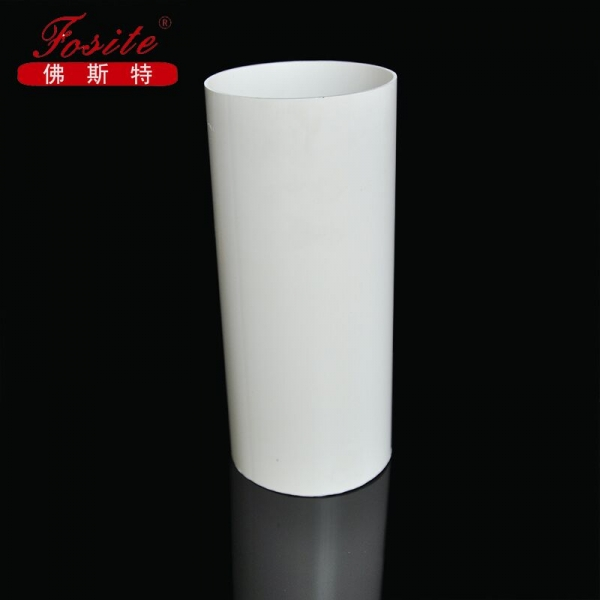 Supply large diameter high quality PVC pipe pvc tube